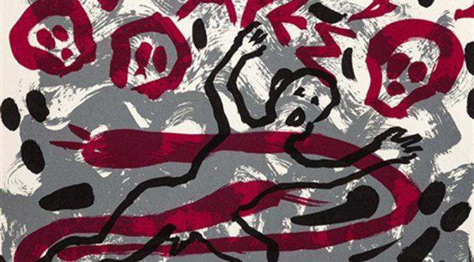 """Ralf Winkler alias A.R.Penck & die dresdner Malergruppe """"Lücke"""""""