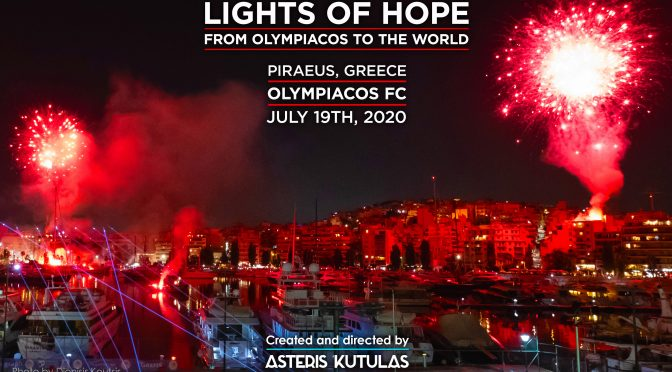 Lights of Hope – From Olympiacos to the World