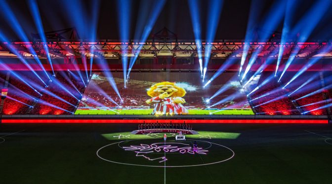 LIGHTS OF HOPE – THE OLYMPIACOS STADIUM CELEBRATION 2020